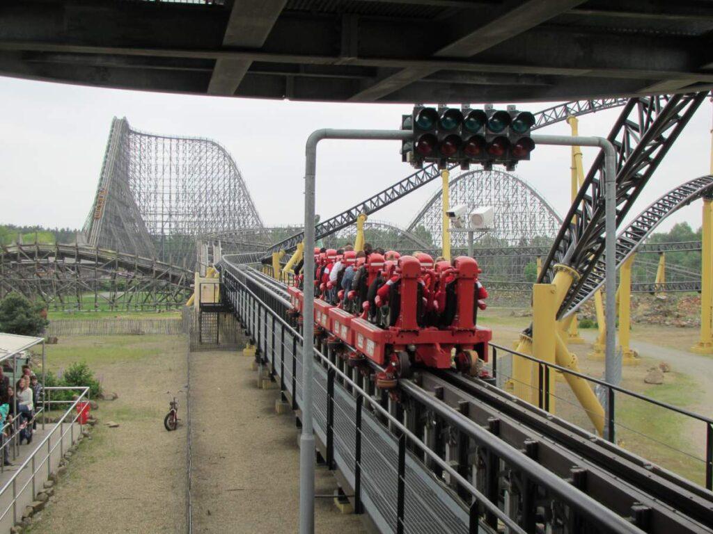 Kuzey Almanya'nın Eğlence Merkezi: Heide Park - Soltau