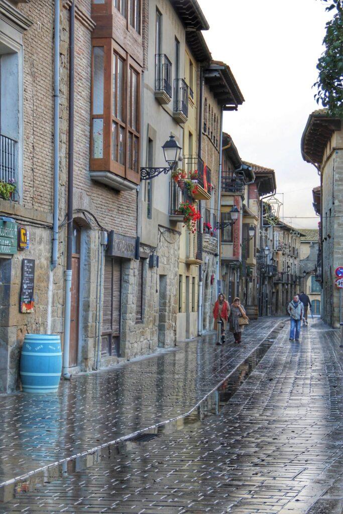 İspanya'nin Kale Şehri OLİTE / Olite Gezi Rehberi