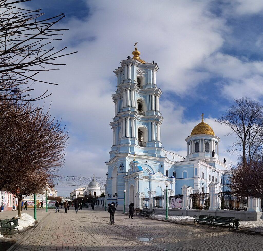 Kuzey Ukrayna'da Sıcakkanlı Bir Şehir: Sumy