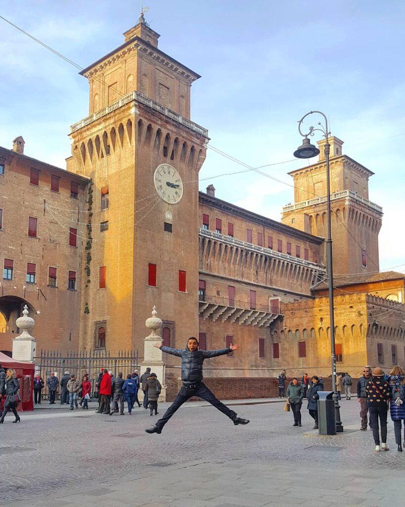 Ferrara Kalesi - Ferrara Gezi rehberi