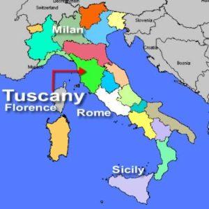 Roma Çıkışlı Turlar : Toskana Bölgesi Rotası (Orta İtalya)