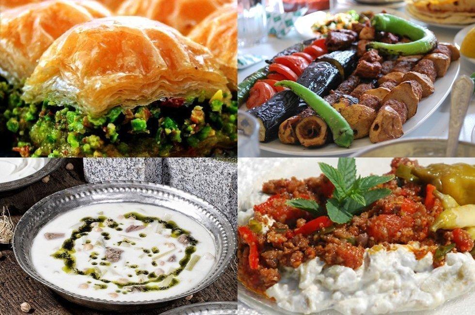 Dünya'nın Yemek Başkenti Gaziantep -Şehirde Yaşayandan Gaziantep Mutfağı Rehberi