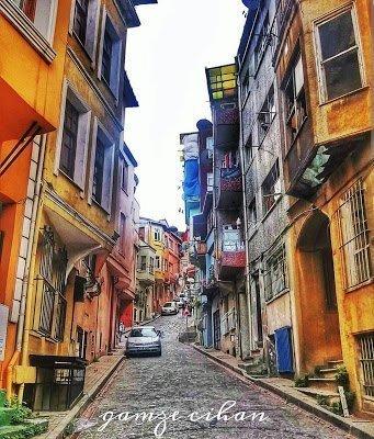 İstanbul'un Renkli Baharatı Balat - Sokakların Semti Balat'a Dair Sımsıcak Bir Yazı