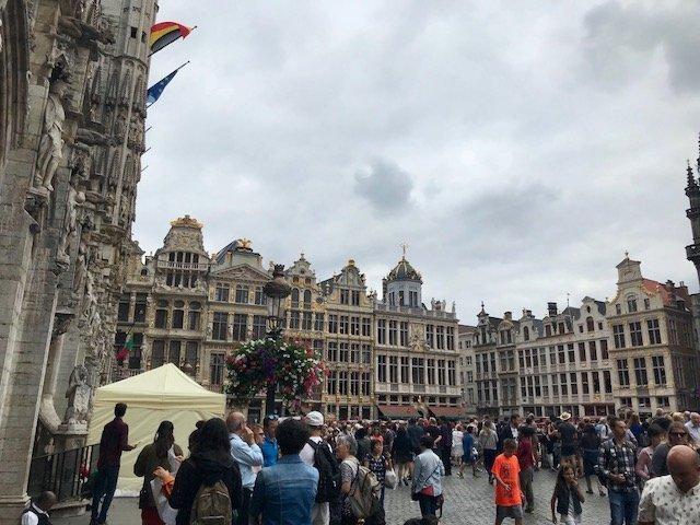 Avrupa Birliği Resmi Başkenti Brüksel - Brüksel Gezi Rehberi