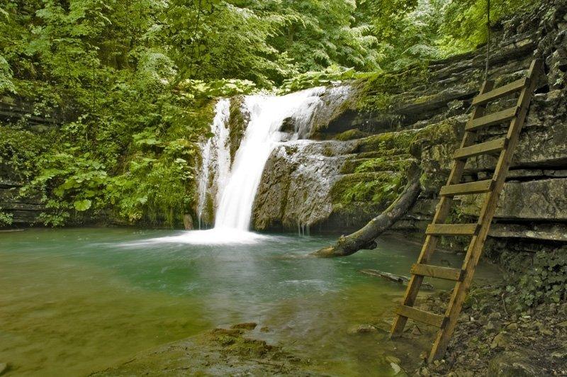 Bir Doğa Harikası; Erfelek Tatlıca Şelaleleri - Sinop Gezi Rehberi