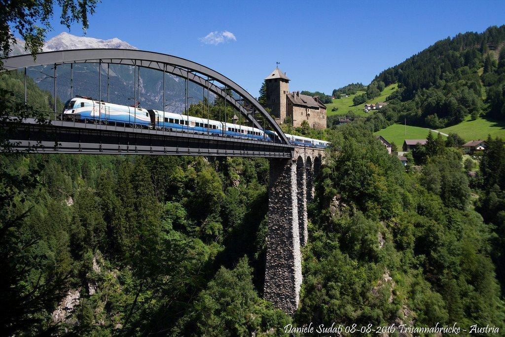 Avrupa'nın Tren Rotaları - Seyahat Etmeniz Gereken 10 Tren Rotası