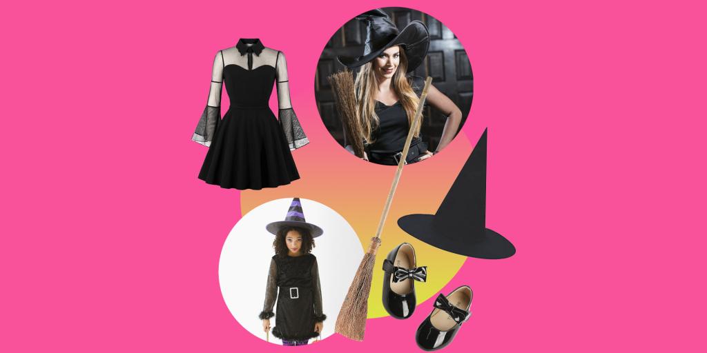 Cadılar Bayramı Kostümleri - Cadı Kostümleri