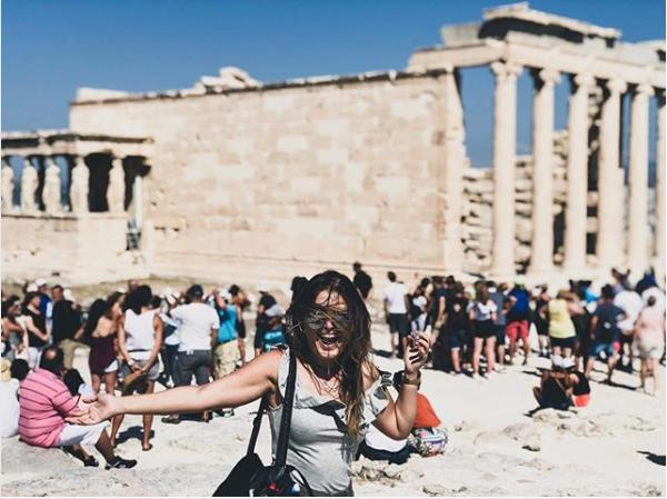 Şehirler ve simgeleri - Atina