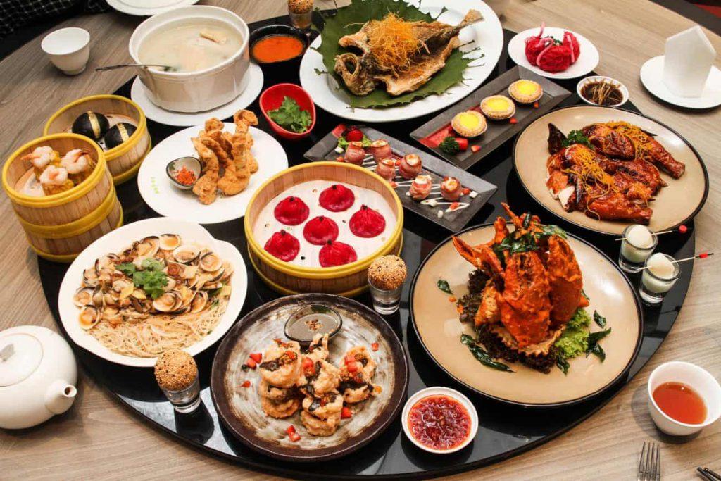 Çin Mutfağı - Singapur'da Ne Yenir?