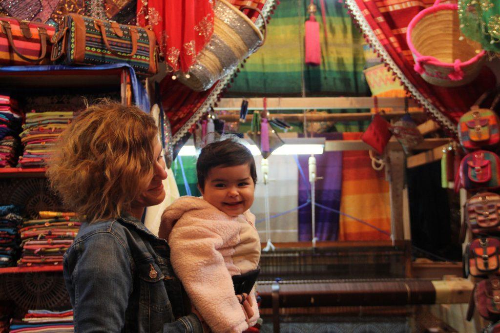 Çocukla Fas Seyahati - Çocukla Gezmek Sizi Korkutmasın