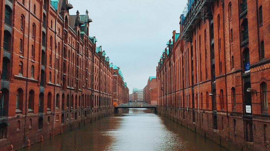 Hamburg - Avrupa'nın En Güzel Liman Şehirleri