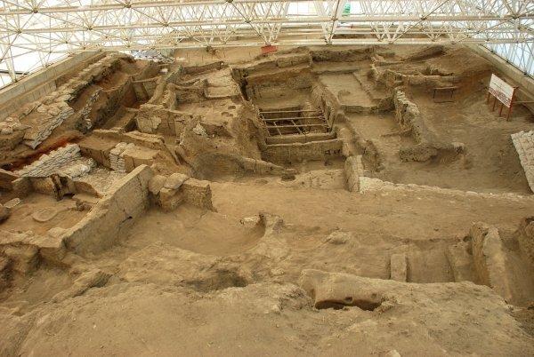 Antik Kentler Rehberi - Çatalhöyük