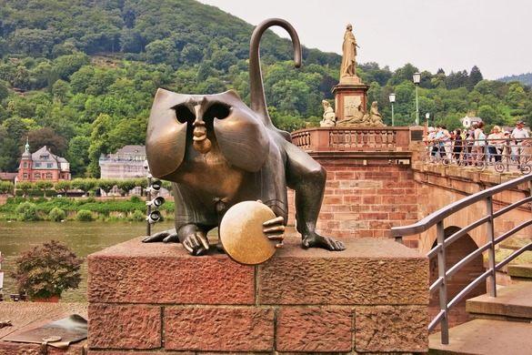 Heidelberg Gezi Rehberi: Kalbinizin Kalacağı Şehir Heidelberg