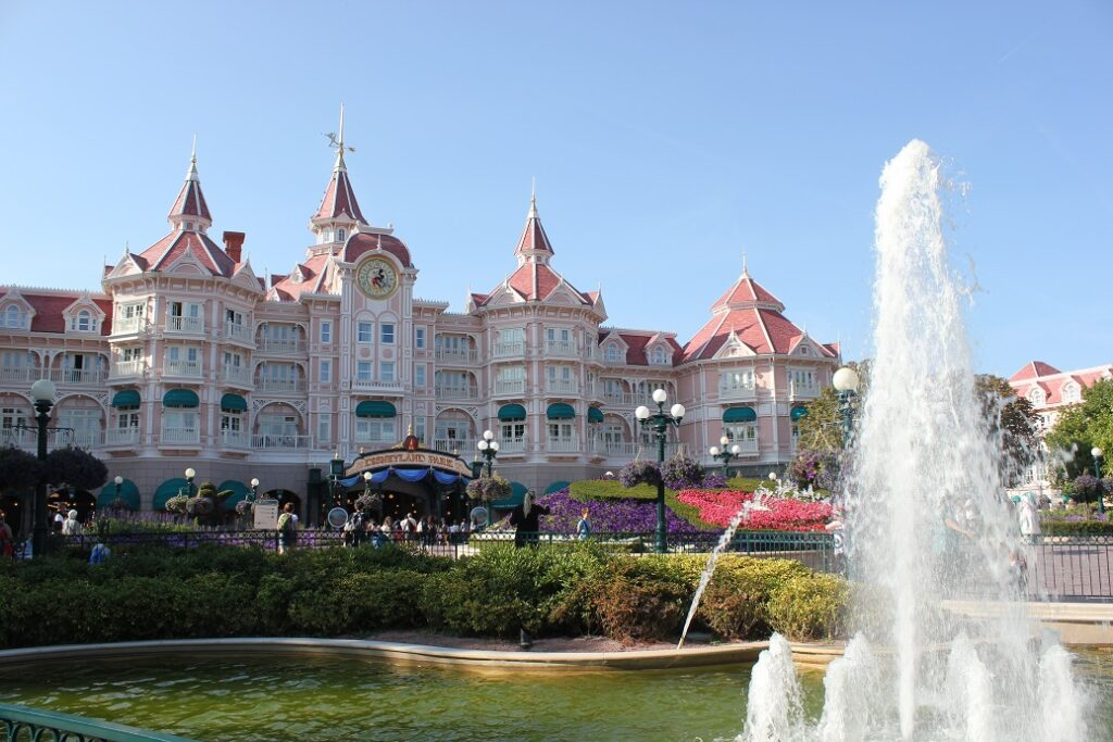 Dünyadaki Harikalar Diyarı - Paris Disneyland