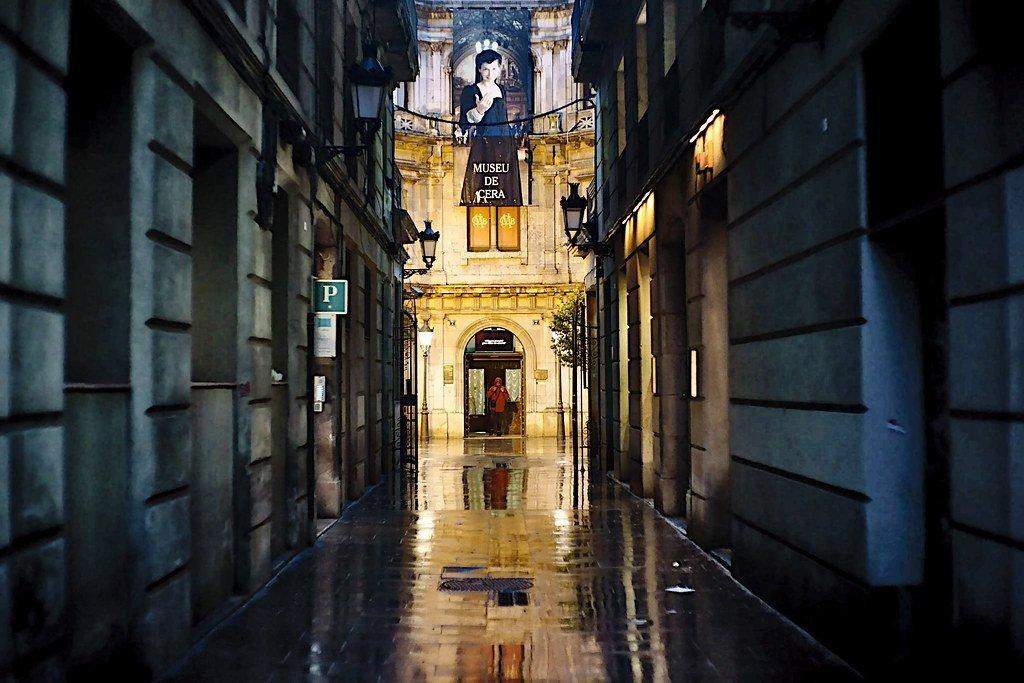 Museu De Cera - Barselona Müzeleri