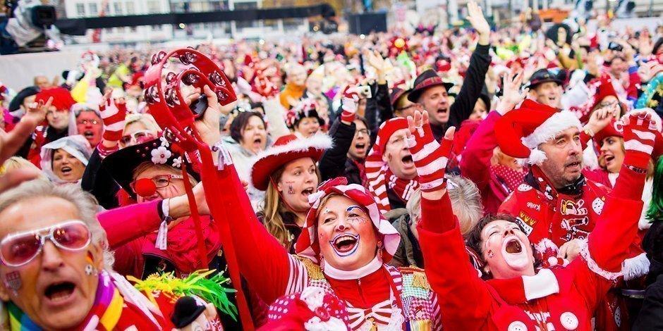 Fasnacht Karnavalı: Ren Bölgesinde Dünya'nın En Çılgın Karnavalı