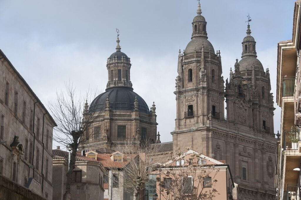 Castilla ve İspanya'nın Eski Başkenti: Salamanca
