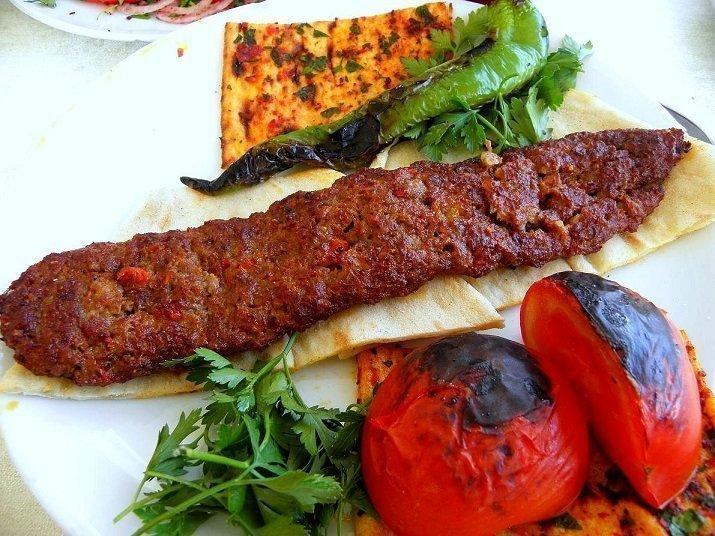 Adana Kebabı - Adana Gezi Notları