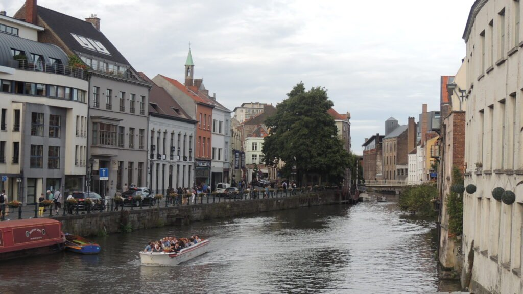 Gent Gezi Rehberi - Orta Çağ'a Masalsı Bir Yolculuk