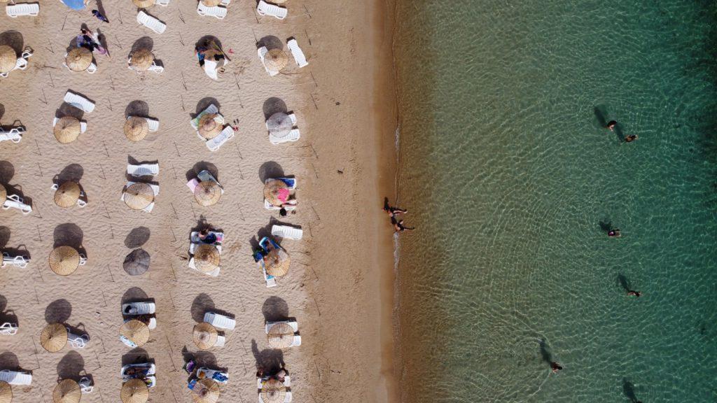 Ayazma Plajı - Bozcada Plajları ve Koyları