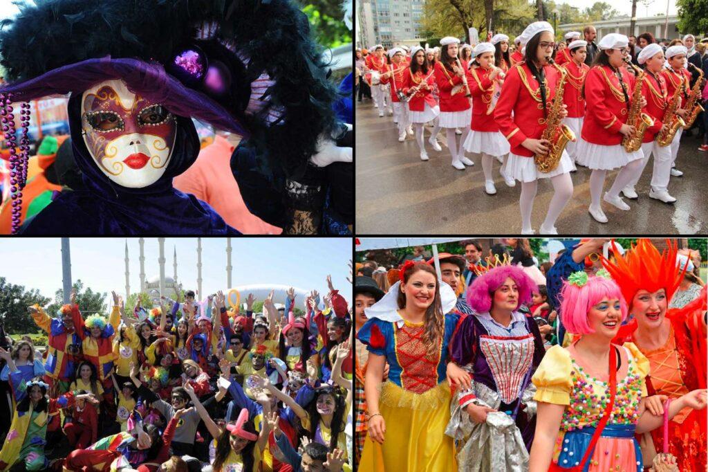 Adana Portakal Çiçeği Karnavalı  - Nisan'da Adana'da