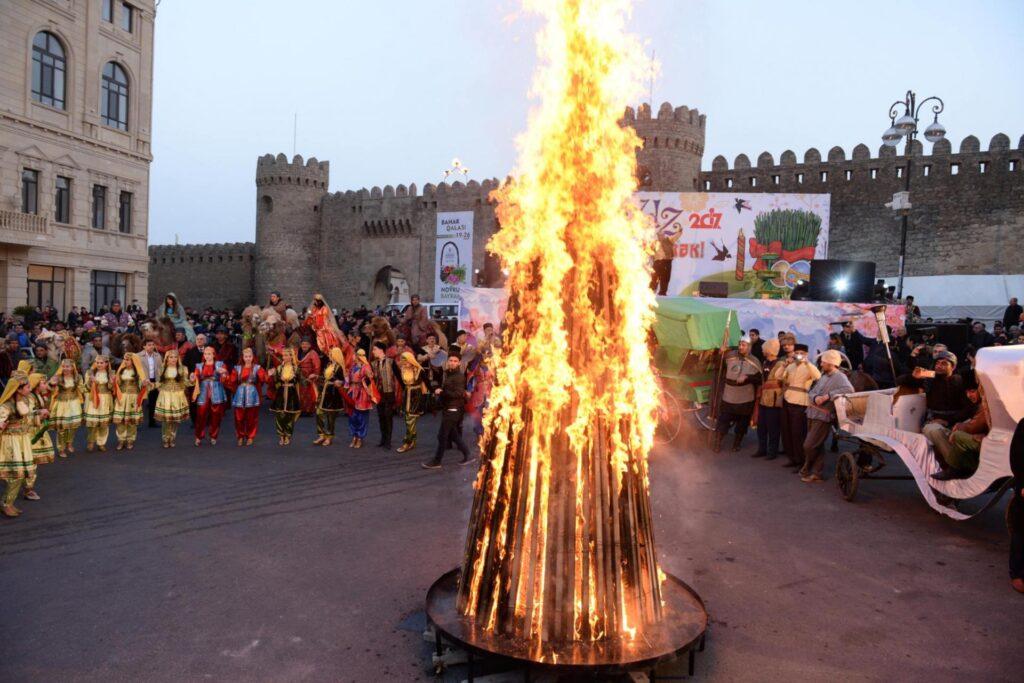 Azerbeycan'da Nevruz Bayramı