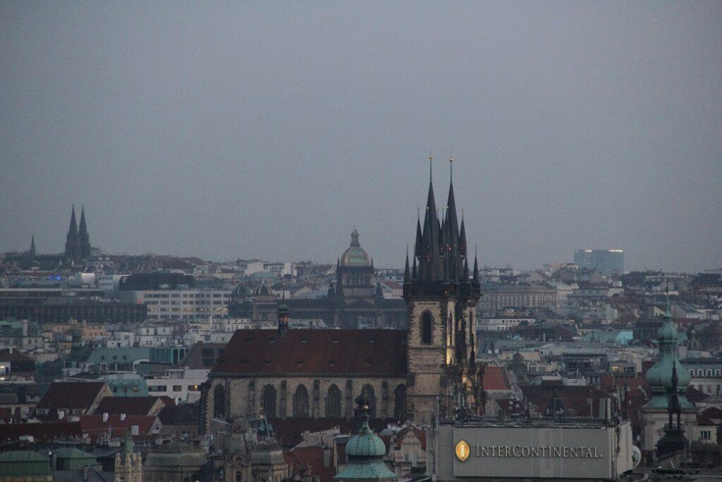 Prag Gezi Yazısı - Orta Çağın Büyüsünde Masalsı Bir Yolculuk
