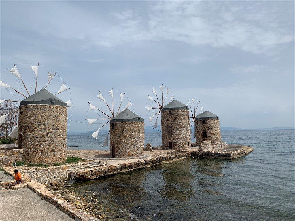 Bir Günlük Yunanistan - Sakız Cenneti Chios