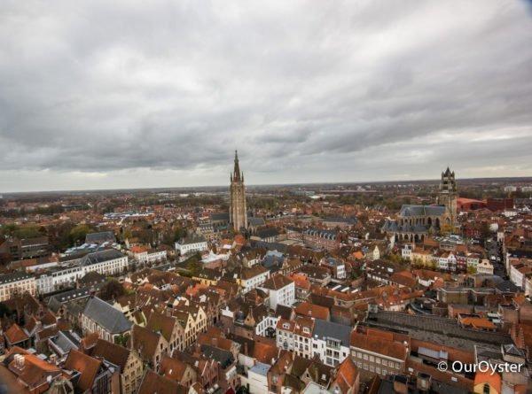 Brugge Gezi Rehberi - Çikolata Kokulu Sokakların, Masalsı Şehri
