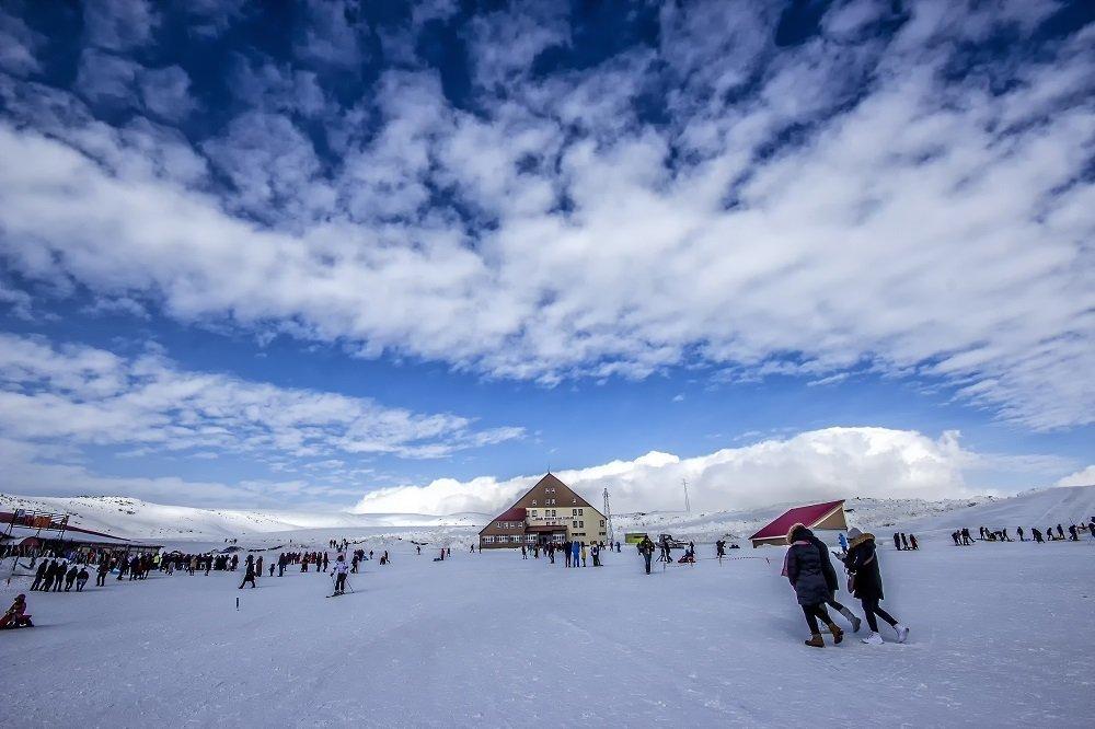 Kayak Merkezi - Bingöl Gezi Tavsiyeleri