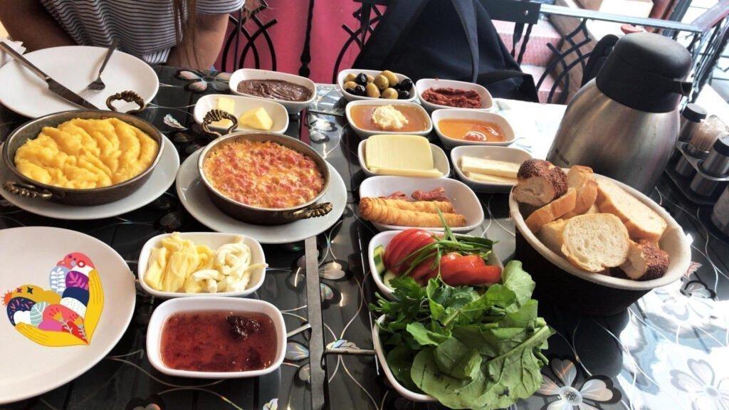Can kahvaltı - İstanbul Kahvaltı Mekanları