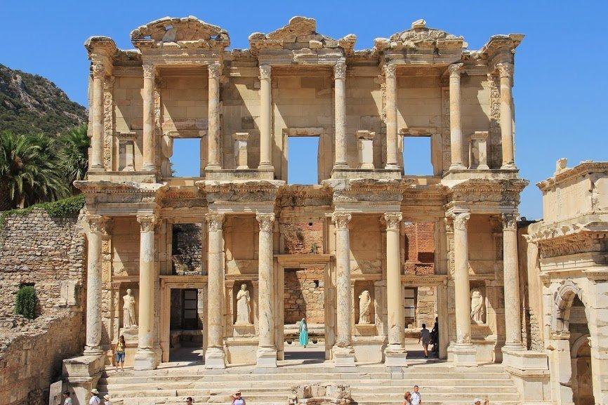 Efes Antik Kenti Rehberi | UNESCO Miras Listesindeki Efes'te Gezilecek 30 Mekan