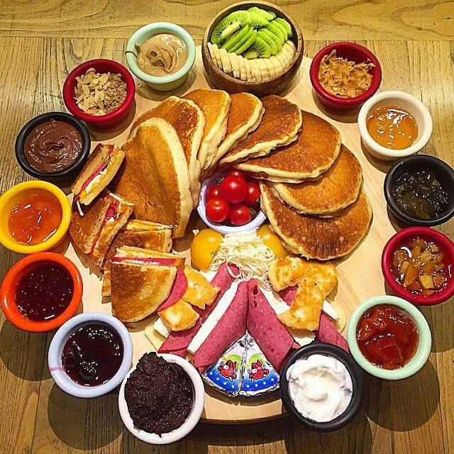 Hem Gözünüze Hem Midenize Şenlik - İstanbul Kahvaltı Mekanları