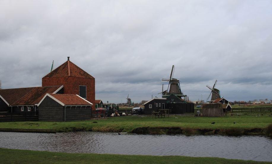 En Güzel Hollanda Kasaba ve Köyleri