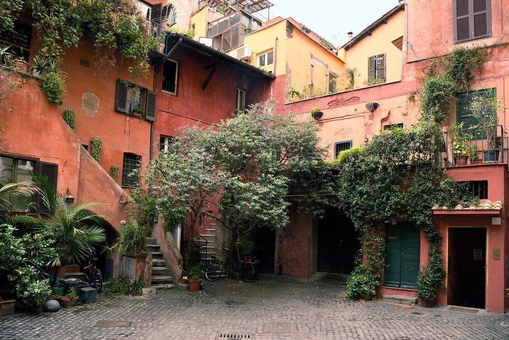 Arco degli Acetari - Roma'da Ücretsiz Yapılabilecek Aktiviteler