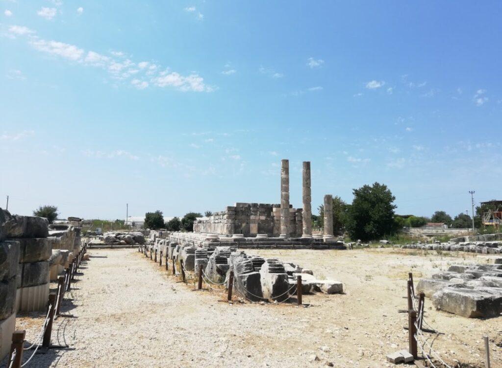 Geçmişin Anahtarı; Muğla Antik Kentleri