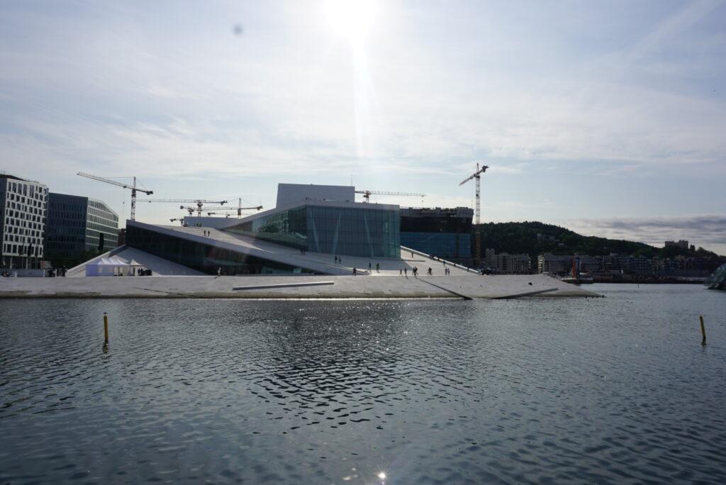 Opera Binası - Oslo Gezi Rehberi
