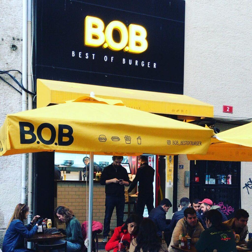 İstanbul'un En İyi Burger Dükkanları