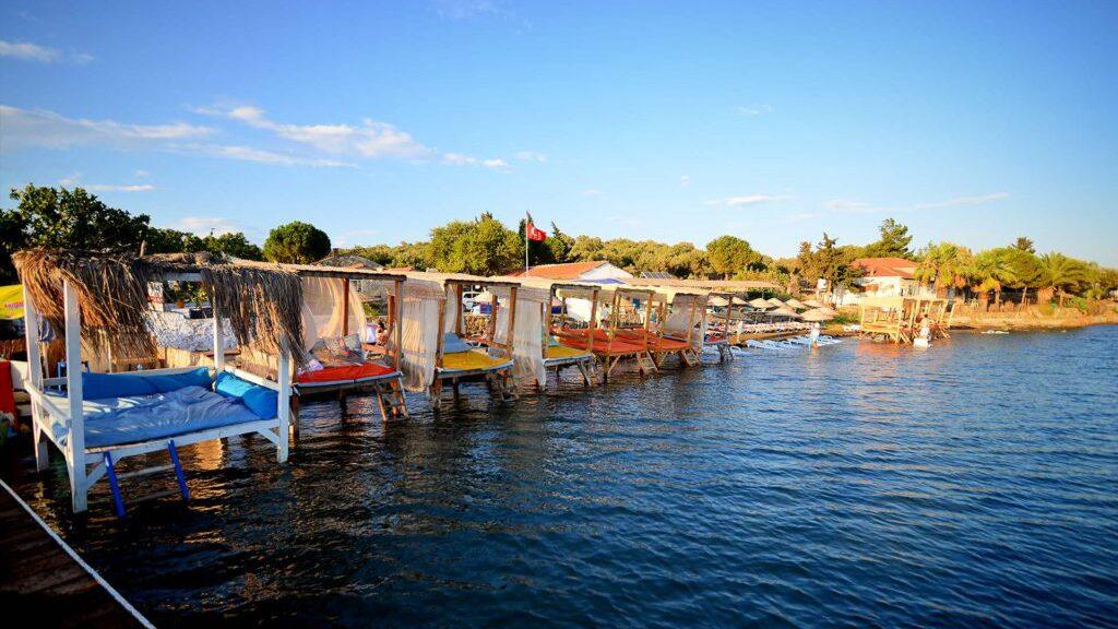 Minas Beach - Cunda - Ayvalık Gezi Rehberi
