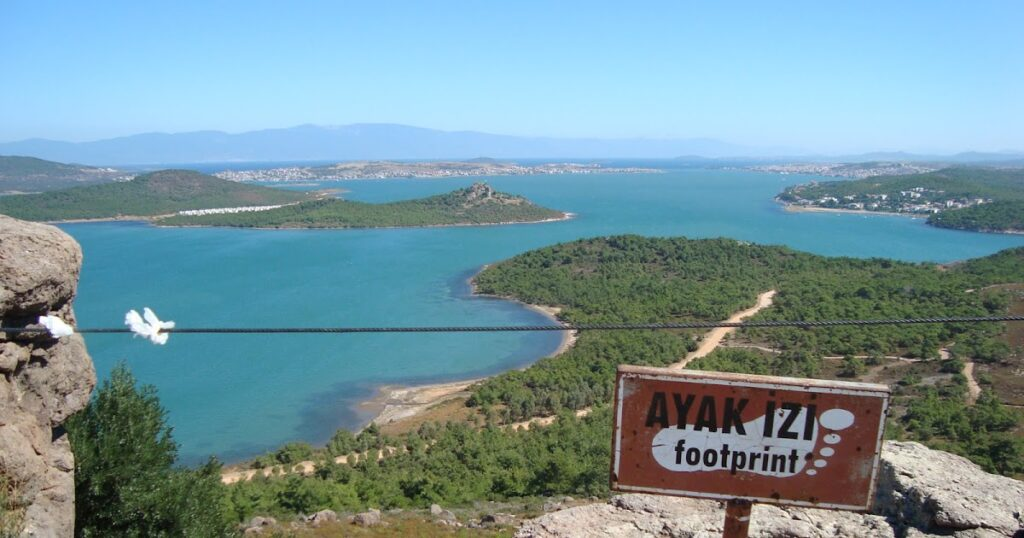 Şeytan Sofrası - Cunda-Ayvalık Gezi Rehberi