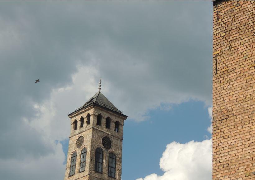 Saat Kulesi - Saraybosna Gezi Rehberi