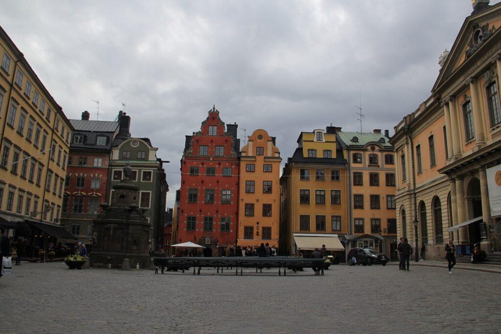 Stocholm - Gamla Stan - İsveç'te Yaşama ve Çalışma Rehberi