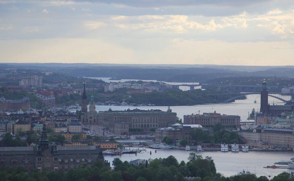 Stockholm Genel Görüntüsü - İsveç'te Yaşama ve Çalışma Rehberi