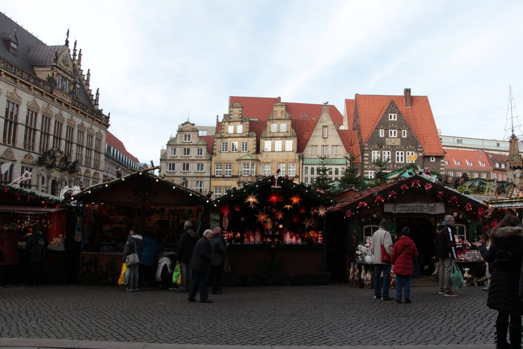 Historische Altstadt - Bremen Gezi Rehberi