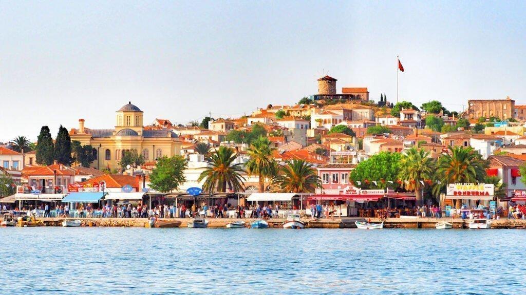 Cunda Adası - Cunda-Ayvalık Gezi Rehberi