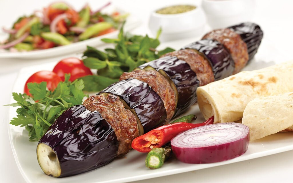 Patlıcan Kebabı - Gaziantep'te Ne Yenir?