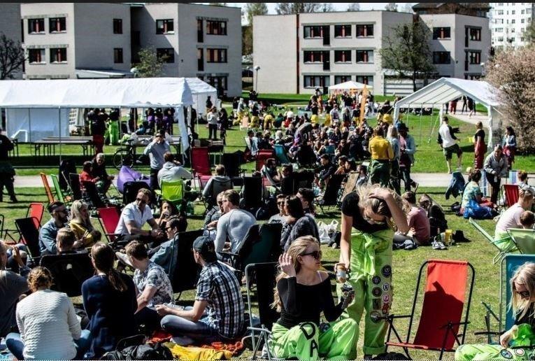 Linnaeus Üniversitesi kampüsü - İsveç'te Yaşama ve Çalışma Rehberi