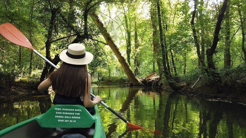 İğneada - Avrupa'nın En Büyük Longoz Ormanı