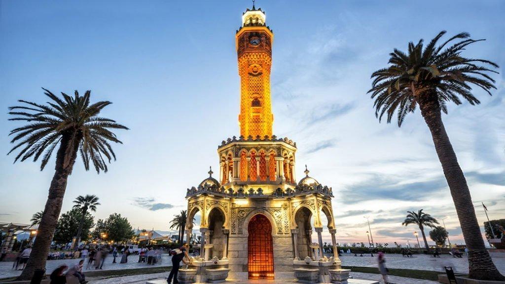 Şehirde Geçmişe Yolculuk - İzmir'de Gezilecek Yerler (2)