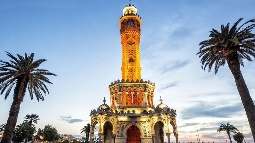 İzmir - Avrupa'nın En Güzel Liman Şehirleri